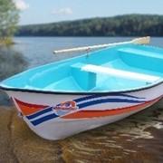 Лодка гребная Кронон Плюс фото