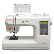 Компьютеризированная швейная машина JANOME DC 3600. фото