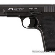 Пневматический пистолет Gletcher TT NBB (Новый) фото