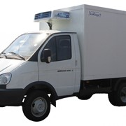 Автомобиль-фургон изотермический АФИК 3302 ЛЮБАВА фото