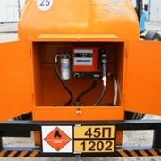 Полуприцеп-цистерна тракторная ТЗ-4,2 (топливозаправщик) фото