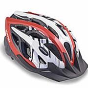 Шлем WIND 142 RED р-р 54-58см AUTHOR фото