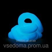 Жвачка для рук HandGum Светящийся Синий большая фото