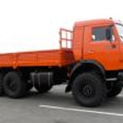 Автомобиль грузовой бортовой КАМАЗ 43118 фото
