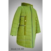 Куртка зима, модель 16-40 фото