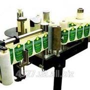 Аппликатор для нанесения самоклеящейся этикетки на тару различной формы APP2000 фото