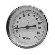 Термометр биметаллический с погружной гильзой Watts T 80/50 SD фото
