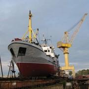 Слиповый ремонт судов. фото
