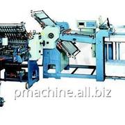 Автоматическая комбинированная фальцевальная машина LiREN K72-4K фото