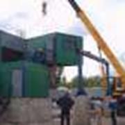 Производство, ремонт, шеф-монтаж, обслуживание бетонных заводов фото