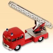 Пожарный автомобиль Mercedes MB 335 фото