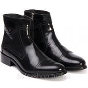 Ботинки мужские на меху ETOR Артикул 9987 фото