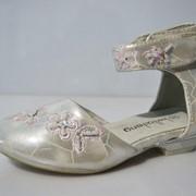 Детская обувь для новогоднего наряда фото