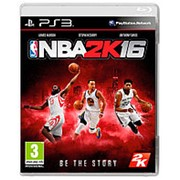 Игра для ps3 NBA 2K16 фото