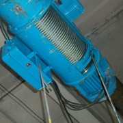 Ремонт капитальный электротельферов, электроталей фото