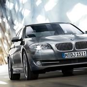 Автомобиль BMW 5-й серии седан фото