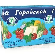 Сыр плавленый «Городской» фото