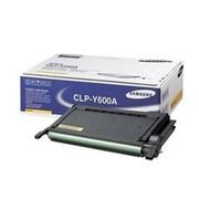 Заправка картриджа Samsung CLP-Y600A фото