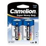 Батарейка D Camelion Super Heavy Duty (R20P-BP2B) фото