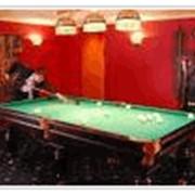Бильярдный клуб в отеле Вест фото