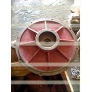 Коробка передач ZL50G Крышка ГТР задняя ZL4A.3-5A /33991 фото