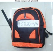 Рюкзак молодежный, артикул 26 фото