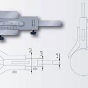 Штангенциркуль TESA с призматическим измерительным мостиком фото