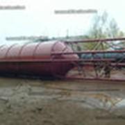 Силос - бункер сыпучих материалов фото