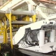 Работы по капитальному ремонту, модернизации и изготовлению как отдельных узлов так и новых секций механизированных крепей для отработки угольных пластов. Заводами изготавливаются индивидуальные стойки как с внешним так и внутренним питанием. фото