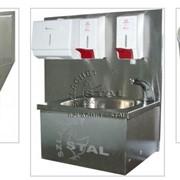 Оборудование для бройлеров, умывальники каленные фото
