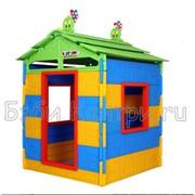 Детский игровой домик BabyOne Конструктор OT-09 фото
