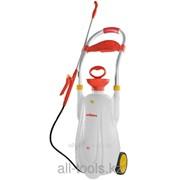 Опрыскиватель Grinda Handy Spray садовый, 12 л, с телескоп. удлинителем, на колесах Код:8-425161 фото