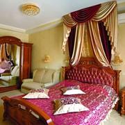 Однокомнатный двухместный гостиничный номер большого размера с особым дизайном, отель, Крым, Новый Свет фото