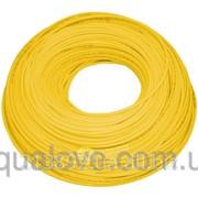 """Шланг, желтый, эластичный, полиэтиленовый, 1/4"""", KTPE14Y фото"""