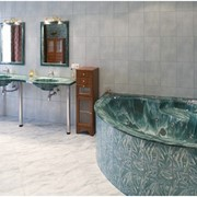 Реставрация каменных ванн с акриловым покрытием фото