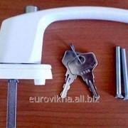 Ручка с ключом, антидетка, ручка с замком. фото