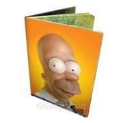 Оригинальная обложка для паспорта Гомер фото
