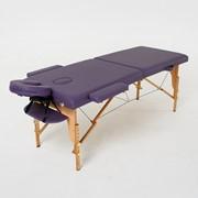 Массажный стол переносной Lagune (цвет фиолетовый лиловый) фото