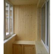 Утепление балконов фото