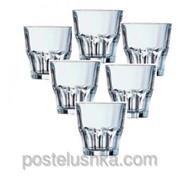 Набор низких стаканов Luminarc J2612 Granity 6 шт фото
