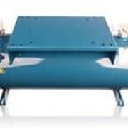 Горизонтальный жидкостной ресивер с платформой для компрессора GVN HLR-5D-F/F-09x1 фото
