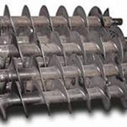 Шнеки и инструмент для шнекового бурения фото