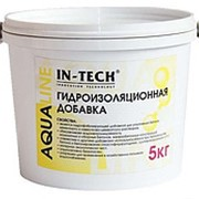 Добавка гидроизоляционная IN-TECK AQUALINE, ведро 5кг фото