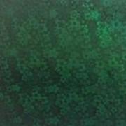 Пленка самоклеющаяся 8м.*0,45cм. L8023-3 Голография зеленая фото