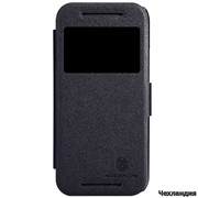 Чехол-книжка для HTC One mini 2 черная фото
