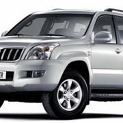 Аренда внедорожника Toyota Land Cruiser Prado фото