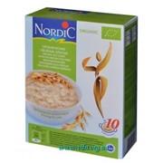 Каша Nordic Органические овсяные хлопья, 600гр фото