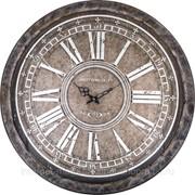 Часы настенные кварцевые 70*70*8,5 См. Диаметр Циферблата=56 См. фото