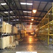 Монтаж складского оборудования с выездом к заказчику фото