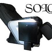 Массажные кресло с купюроприемником и монетоприемником Solo RX-T101SH фото